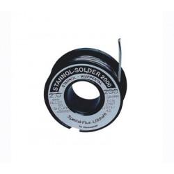 ΚΟΛΛΗΣΗ STANNOL - SOLDER 2000 WUPPERTAL 2MM 200GR