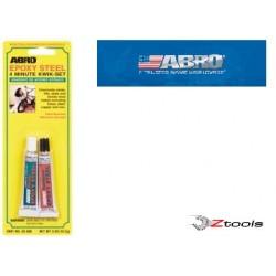ΚΟΛΛΑ ABRO EPOXY STEEL 4MIN 14.2GR