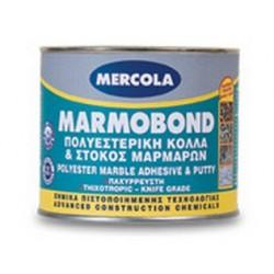 ΚΟΛΛΑ ΠΟΛΥΕΣΤΕΡΙΚΗ ΚΑΙ ΣΤΟΚΟΣ ΜΑΡΜΑΡΩΝ ΚΑΙ ΓΡΑΝΙΤΩΝ MARMOBOND MERCOLA 500GR (ΜΠΕΖ)