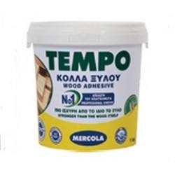 ΚΟΛΛΑ ΞΥΛΟΥ TEMPO MERCOLA 500GR